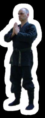 GASSHO NO KAMAÉ, kamaé, prière, Le Dojo, dojo, budo, bushi, samourai, ninjas, ninja, nin jutsu, ninjutsu paris, nin jutsu paris, bujinkan, bujinkan paris, ninja paris