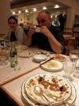 Dernier repas avant de quitter le Japon